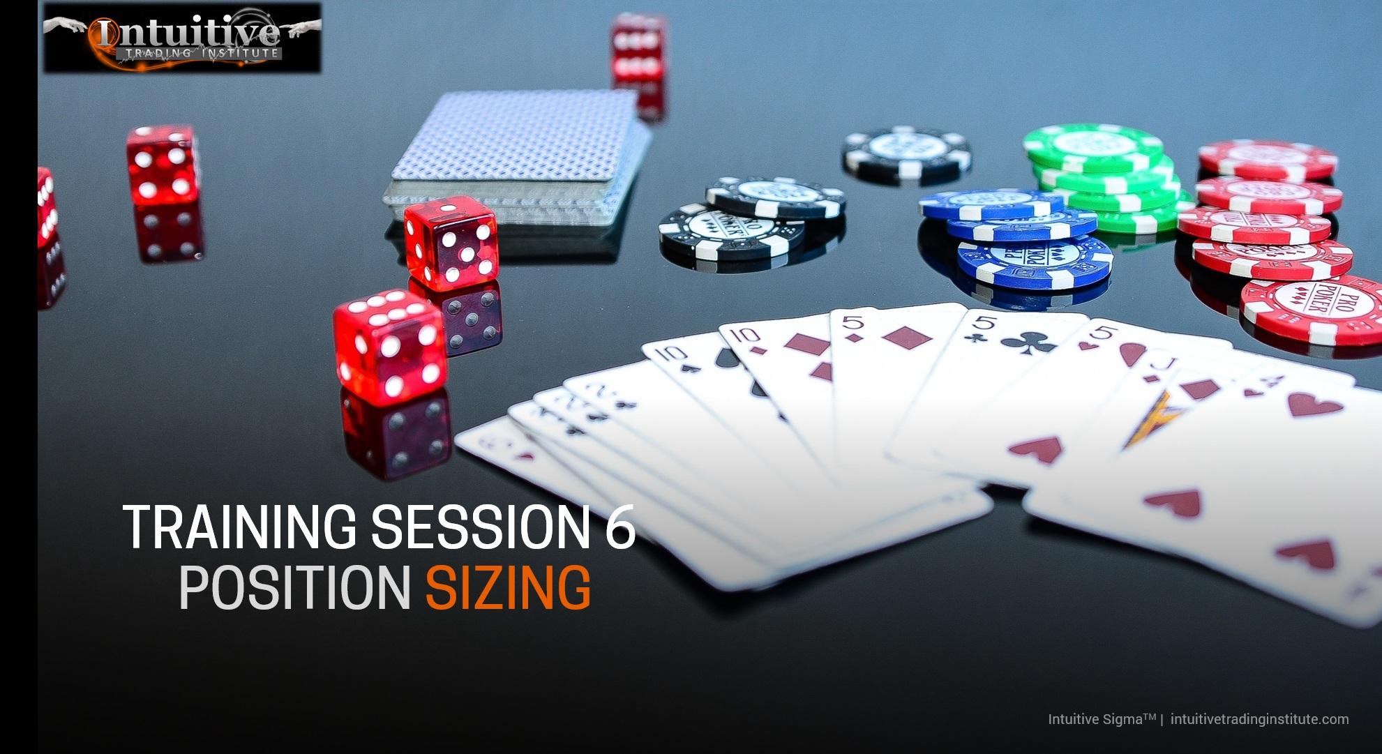 Trainining Session 6